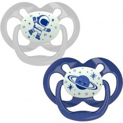 لهاية دكتور براون - المرحلة 2 ، تنير بالظلام ، 2 عبوة ، أزرق