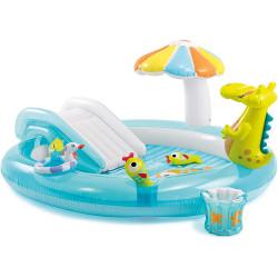 حوض السباحة واللعب للاطفال من انتيكس