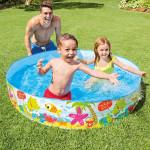 بركة سباحة قابلة للطي  152 سم * 25 سم من انتكس