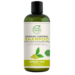 Petal Fresh Damage Control Shampoo 475 ml, Green Tea