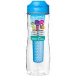 Sistema Hydrate Tritan Fruit Infuser Bottle-800 ml, Blue