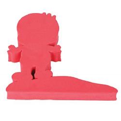 Farlin Safety Door-Stopper, Pink
