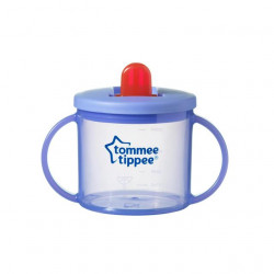 Tommee Tippee Essentials First Cup, Purple