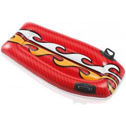 Intex Joy Rider Inflatable Swimming Noard, Red