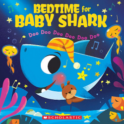 Bedtime for Baby Shark, 24 Pages