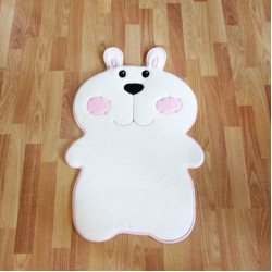 Kaison Cartoon Floor Mat, Kitty