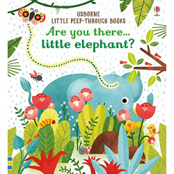 Are You There Little Elephant?, 12 pages