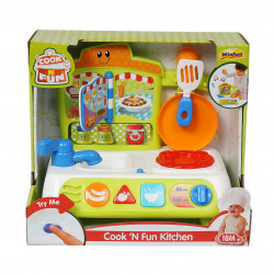Teaching Spanish - Cook 'N Fun Kitchen Play Set