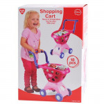 PlayGo Shopping Cart +24 Months, 18 Pieces