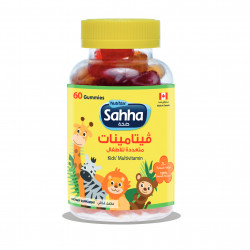 Nutridar Sahha Kids' Multivitamin Gummies