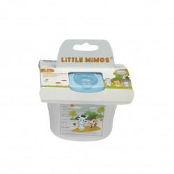 Little Mimos Milk Powder Container, Blue