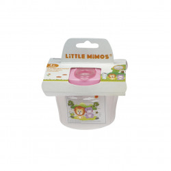 Little Mimos Milk Powder Container, Pink