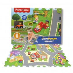 Fisher Price Little People Megamat - 71 cm x 48 cm