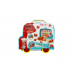 Little Chef Suitcase Fast Food on Wheels