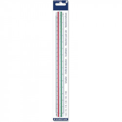 Staedtler Reduction Scale Ruler Scale Din