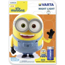 Flashlight VARTA Minions Bob Night Light - LED (3xAA batteries)