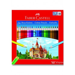 Faber Castell Color Pencils Cart regular- 24 Colors Pencils