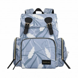 Colorland Changing Bag for Mothers, Light Blue