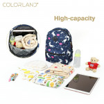 Colorland the Kids Backpack, Grey