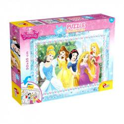 Liscaani Disney Princess Puzzle