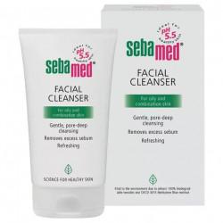 منظف الوجه سيباميد للبشرة الدهنية + المختلطة 150 مل