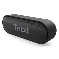 سماعة مكبرة للصوت, صغيرة وسهلة الحمل والتنقل من ترايبت, اللون الأسود