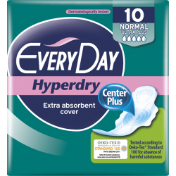 Every Day - Hyperdry Pads (10 Pads / Normal) (β)