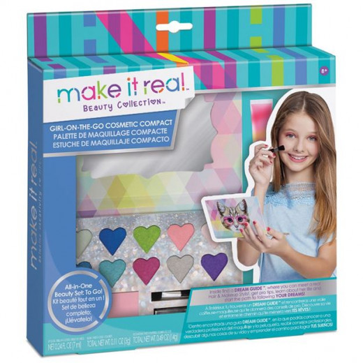 Make it Real Set for makeup Little beauty