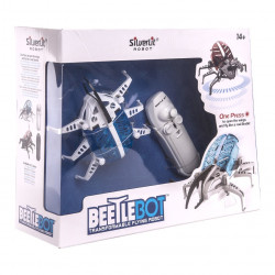 RC Drone Robot Beetlebot Remote Control Walking Flying Fly Pressure Sensor Toy
