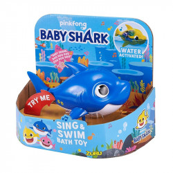 Zuru Baby Shark Robo Alive Mommy Shark