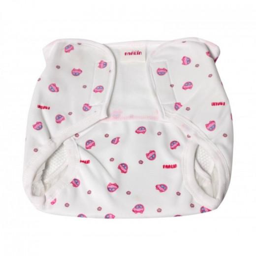 Farlin Baby Cloth Diaper Pant, Small Size