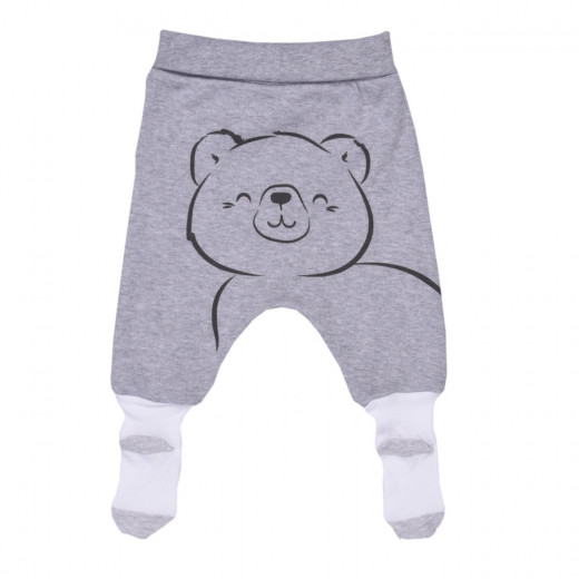 Kitikate Organic Active Friends Baggy Tights 6-9 Months