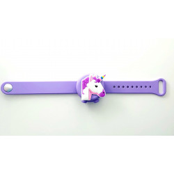 ON The GO Hygiene Band for Baby, Purple Unicorn