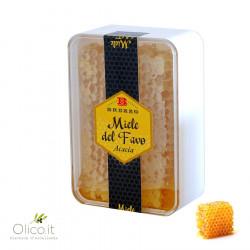 Acacia Honeycomb in box 200 g
