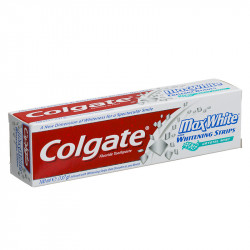 Colgate Tooth Paste Max White Whitening Crystals 100ml