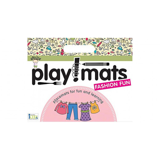 Innovative Kids Green Playmats: Fashion Fun