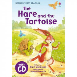 First Reading Four : The Hare and the Tortoise Soft Cover, 48