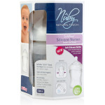 Nuby Natural Touch Softflex Silicone Feeding Bottle 210 ml