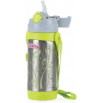 Nuby Thermal Stainless Steel Cup with Straw 360 ml