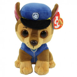Ty Paw Patrol - Chase with Glitter Eyes 15 cm - Large