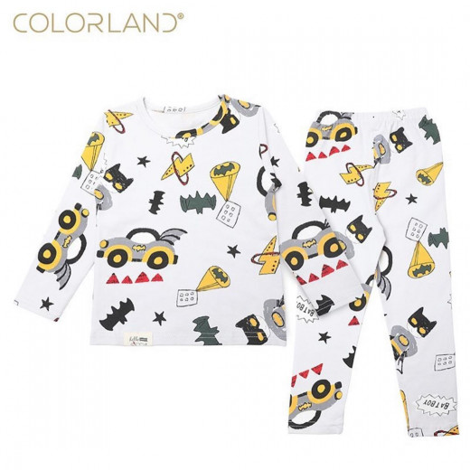 Colorland 2 pieces Set for all season 18-24 Months