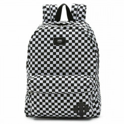 Vans Old Skool Black/white Checkerboard Backpack