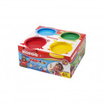 Kores Modelling Clay / Set of 4 Colors