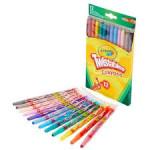 Crayola 12 Twistable Crayons 1*24
