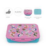 Zak! Designs Surprise 3-section Reusable Bento Box