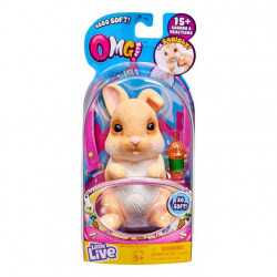 Little Live Pets Omg Pt S2 Single Pack Excl - Bunny Ast 1
