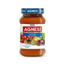Agnesi Sauce Olive 400 gr