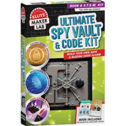 Ultimate Spy Vault & Code Kit