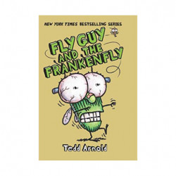 Scholastic: There's A Fly Guy In My Soup By Tedd Arnold
