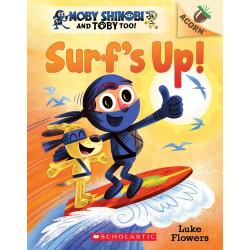 Scholastie Surf's Up!: An Acorn Book